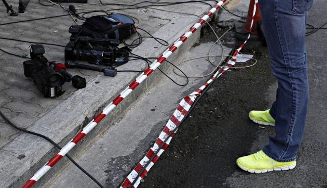Explozie la o televiziune din Atena. Oficialii greci vorbesc despre