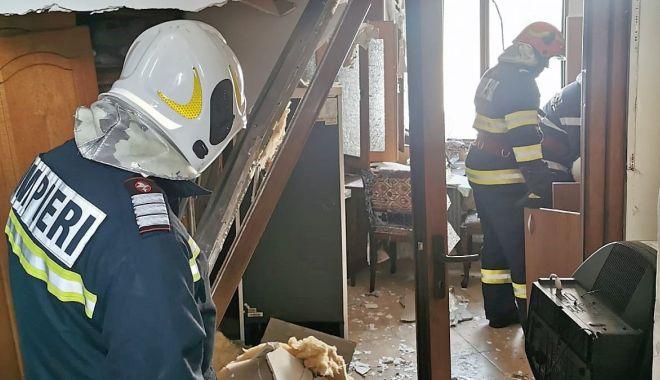 Explozie într-un bloc din Constanța. Trei persoane, în stare gravă la spital - exploziebuteliesursaisudobrogea-1592149251.jpg