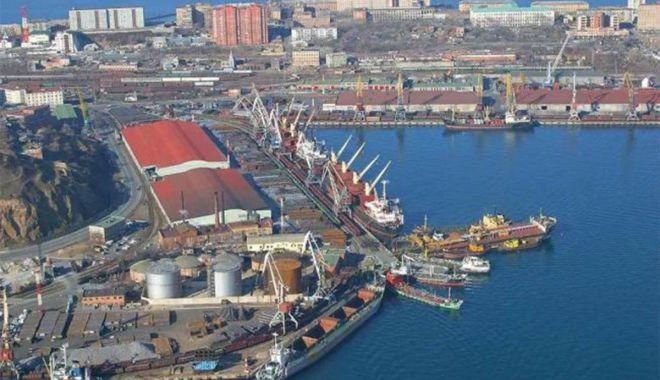Exporturile de cereale din porturile maritime ucrainene s-au dublat - exporturiledecerealedinporturile-1572644356.jpg