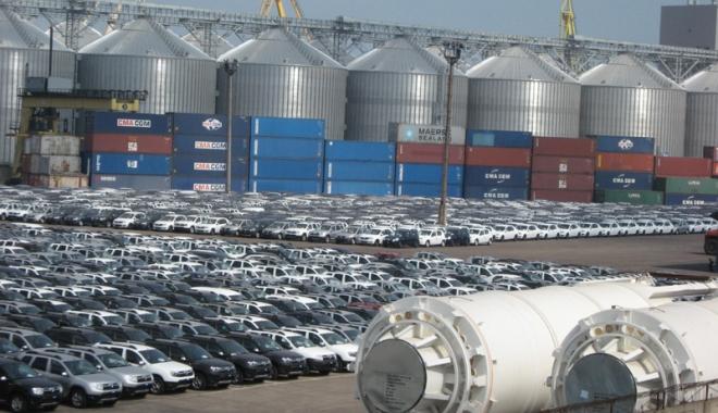 Exporturile record nu echilibrează balanța comercială a României - exporturilerecord-1516635328.jpg