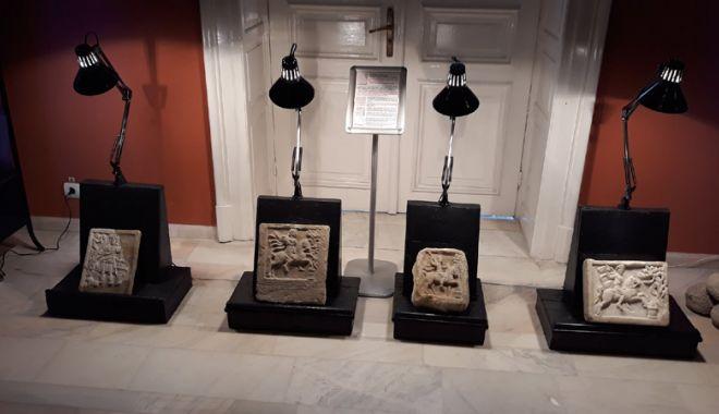 Foto: Piese de mare valoare istorică pentru Constanța, expuse la București