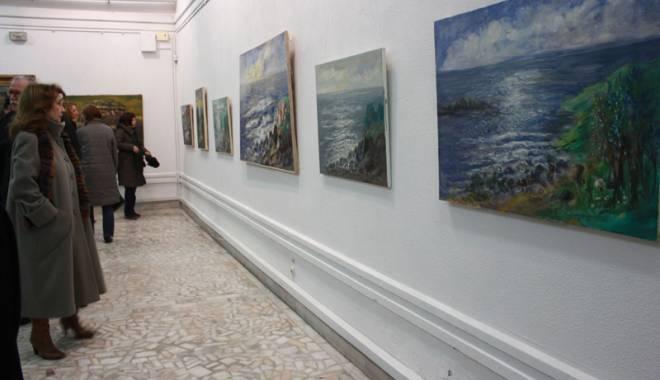 Ionel Mătăsăreanu - sfârșitul trist al pictorului Constanței. A murit singur și în frig - expozitiepicturaionelmatasareanu-1420987133.jpg