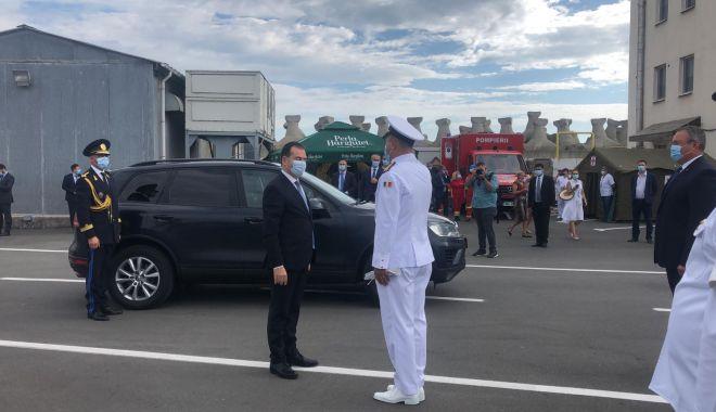 Festivitățile de Ziua Marinei sunt găzduite, anul acesta, de Portul Militar Constanța. GALERIE FOTO - f119df0816b34076a806e51f17a9e034-1597472498.jpg