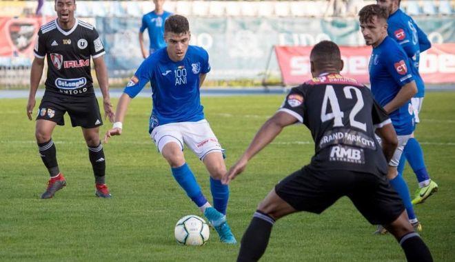 Foto: FC Farul primește vizita liderului Ligii a II-a