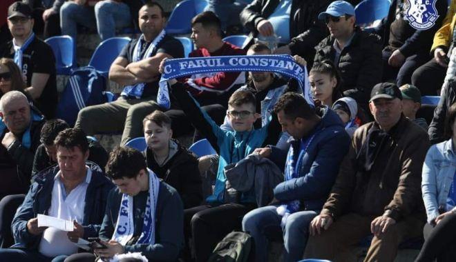 Foto: FC Farul nu va mai juca niciun meci oficial până pe 31 martie