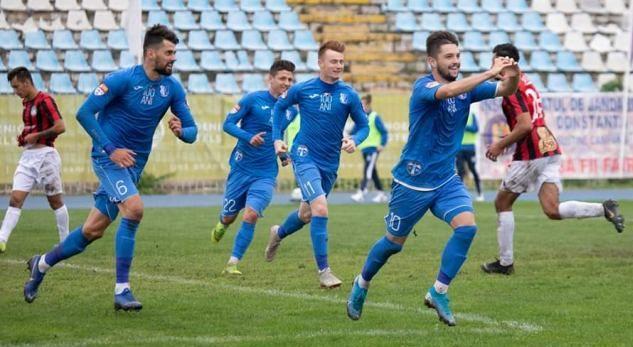 Foto: FC Farul rămâne în eșalonul secund