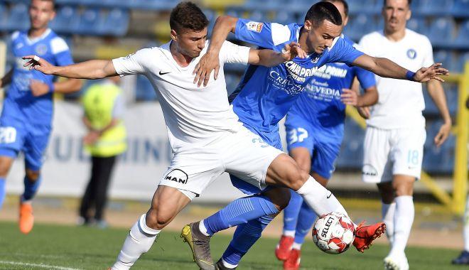 Foto: FC Viitorul, pas greșit cu Academica Clinceni
