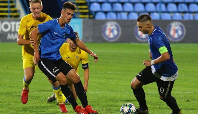 Foto: FC Viitorul, eliminată din Liga Campionilor pentru tineret