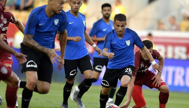 Foto: A coborât pe locul 7! FC Viitorul, la un pas de a rata play-off-ul