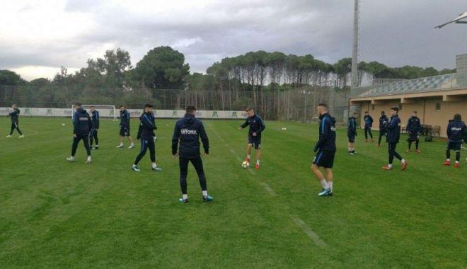 Foto: FC Viitorul continuă antrenamentele înainte de reluarea sezonului