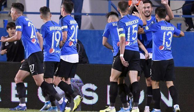Foto: FC Viitorul, meci important cu Poli Iași, în week-end