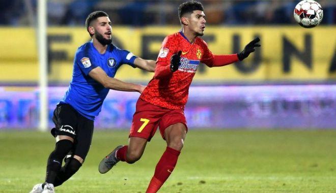 Foto: FC Viitorul, meci greu pe Arena Națională, cu FCSB