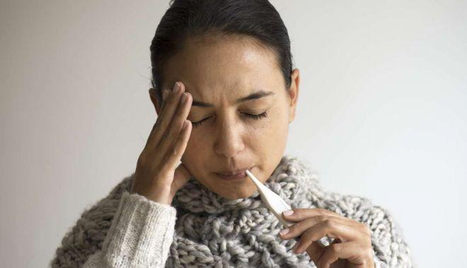Foto: Febra semnalează prezența multor boli grave
