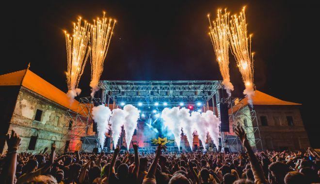Foto: Surprize de proporții la Festivalul Electric Castle