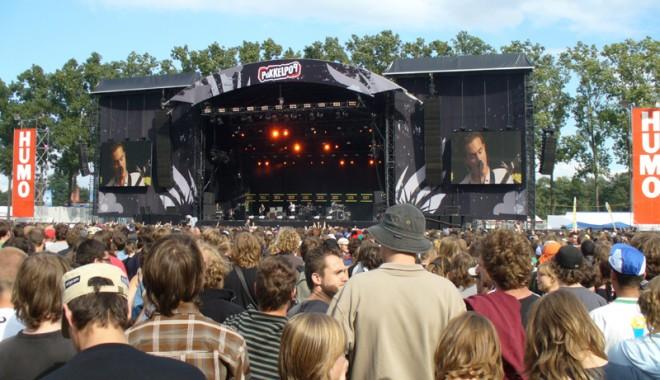 Foto: Cinci morți la un festival de muzică rock din Belgia