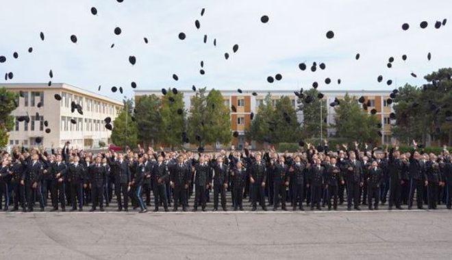 Festivitate restrânsă de absolvire, la Colegiul Militar