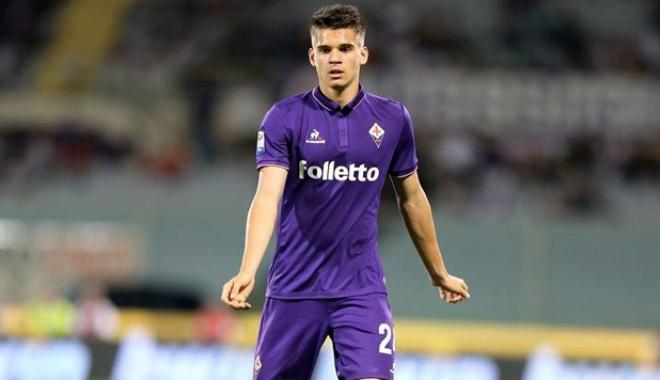 Fiorentina nu renunță ușor la Ianis Hagi.