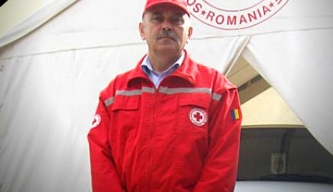 Foto: Florin Pîclea, directorul filialei județene Neamț a Crucii Roșii, a murit din cauza COVID