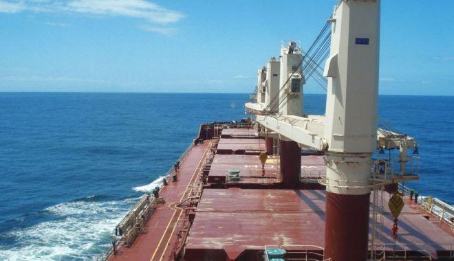 Foto: Flota comercială a României, acum 20 de ani. S-a pus frână vânzării navelor prin licitație