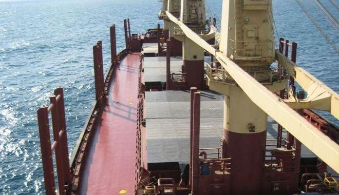Foto: Flota comercială a României, acum 20 de ani. O privatizare cu frâna trasă