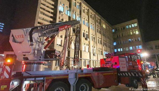 Un alt pacient de la Piatra Neamţ a murit. Bilanţul tragediei ajunge la 15 morţi - foc-1606308543.jpg