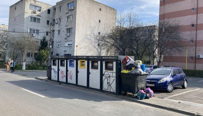 """Asociaţiile de proprietari, obligate să construiască spaţii pentru reciclarea gunoaielor. """"Este ilegal!"""" - fond-1622138858.jpg"""