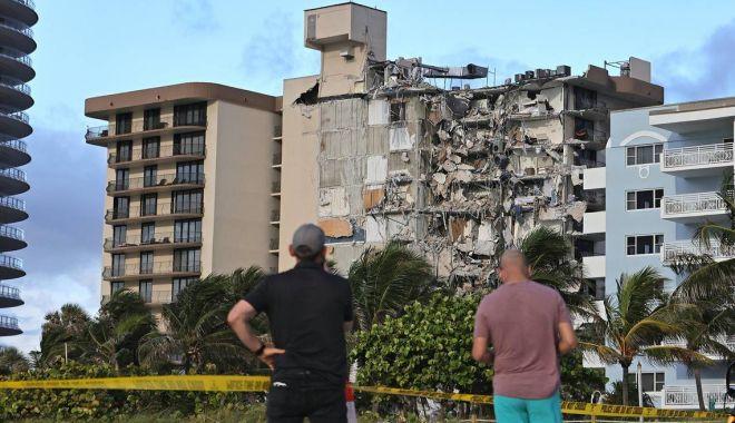 BBC: Aproape 100 de persoane sunt date dispărute după ce un bloc din Miami s-a prăbuşit - fond2-1624645669.jpg