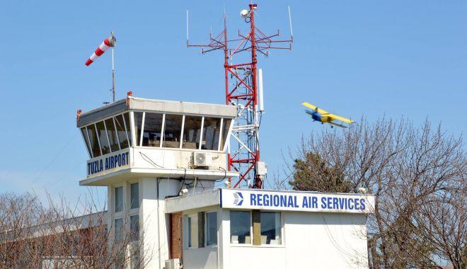 Aeroportul Tuzla așteaptă de un deceniu să primească aviz pentru traficul internațional de călători și de mărfuri - fondaeroportultuzlaasteapta4-1616093258.jpg