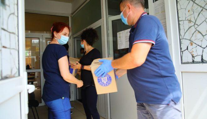 Foto: Veste bună pentru nevoiași! Primăria Constanța începe distribuirea ajutoarelor UE