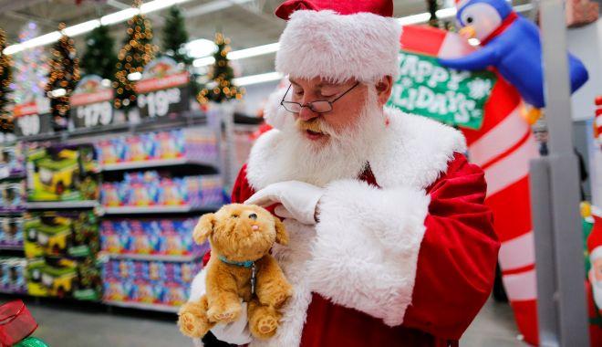 Foto: Pericolul din desaga lui Moș Crăciun! Avertisment privind jucăriile