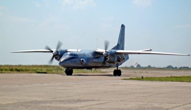"""Foto: Interceptare cu avion militar deasupra Constanței: """"Ținta e un avion Tarom.  E un avion cu pasageri la bord"""""""