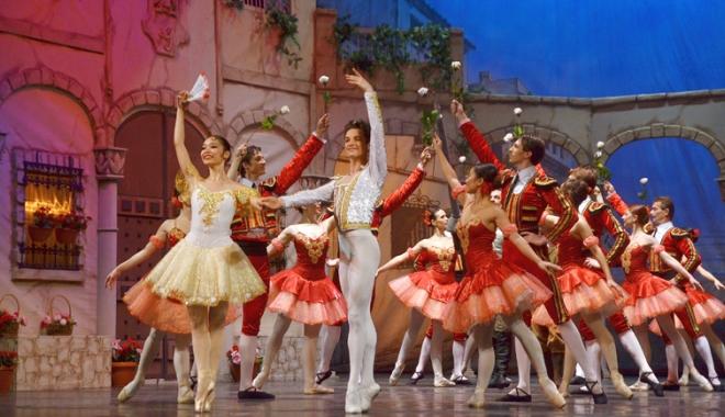 Foto: Balet, operă, dramă, comedie -  week-end-ul cultural al constănțeanului