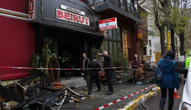 Foto: Incendiul de la Beirut: procesul  a început, patronul poate părăsi Constanța