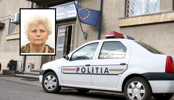 Foto: BĂTRÂNĂ DISPĂRUTĂ DE O SĂPTĂMÂNĂ din Constanța! Ați văzut-o?