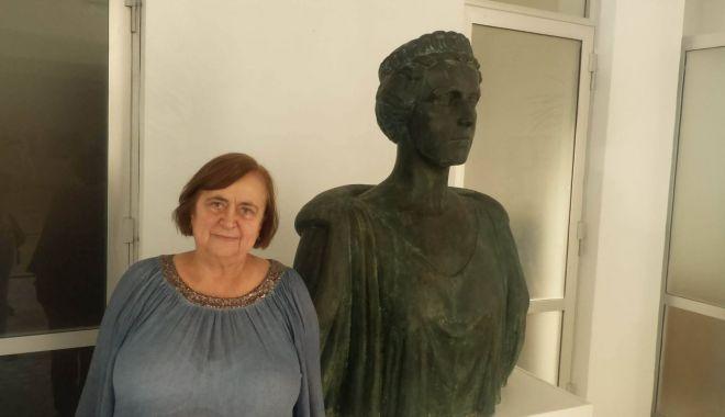 Bustul Reginei Maria va fi amplasat în fața Muzeului de Artă Constanța - fondbustulregineimaria1-1568053780.jpg