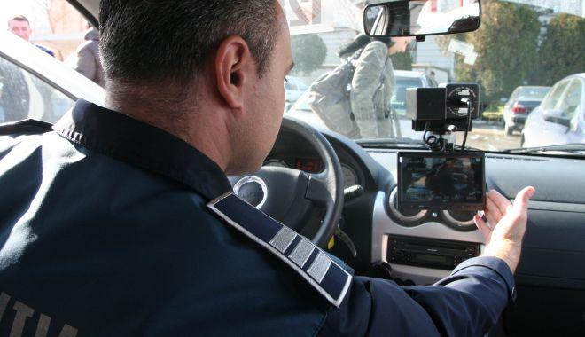 Foto: Reguli noi pentru polițiști! În ce condiții vor folosi radarele și body-cam-urile