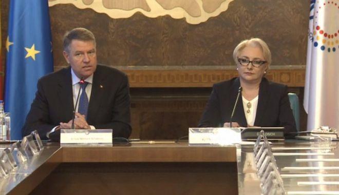 Disputa Dăncilă-Iohannis privind numirea miniștrilor interimari, tranșată de CCR - fondccriohannis-1568832007.jpg