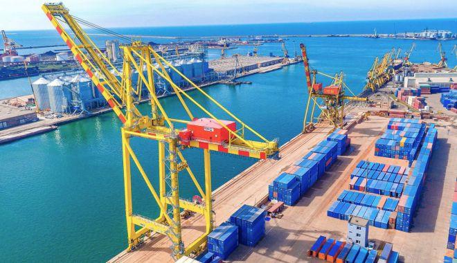 Foto: Cine a făcut profit în portul Constanța, în 2019
