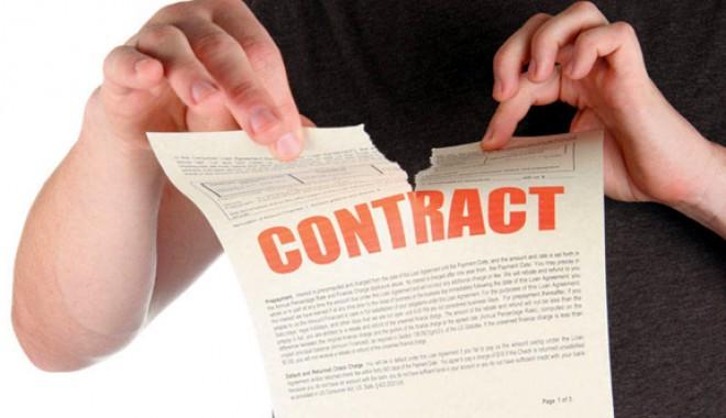 Foto: Cum să rupi contractul cu arendașul fără scandal