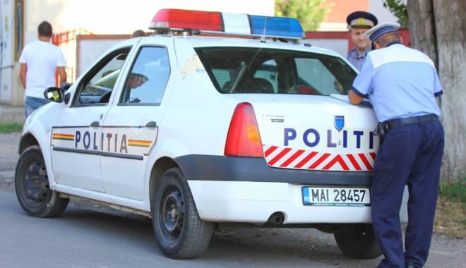Foto: De ce vin polițiștii la Sfântu Așteaptă când vă este spartă casa