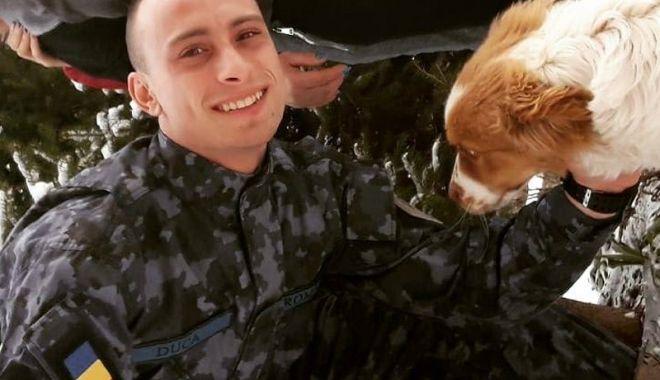 "Foto: Destin tragic! Militar de pe fregata ""Regele Ferdinand"", omorât de un șofer fugar"