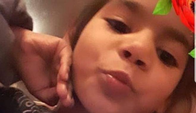 Foto: Mister în dispariția fetiței de 6 ani, din Ovidiu. Cum a fost găsită de bunică