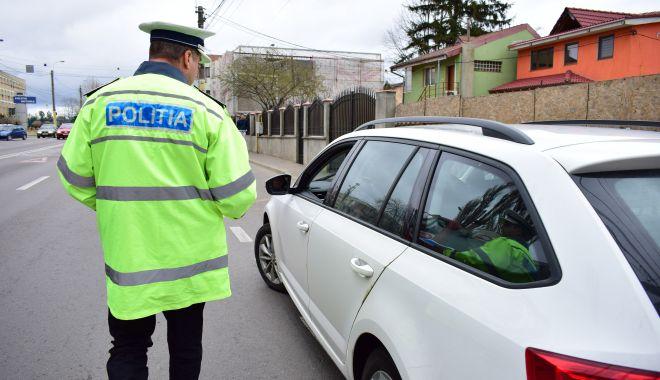 Foto: Polițiștii de Rutieră nu vor să patruleze pe șoselele din județul Constanța!