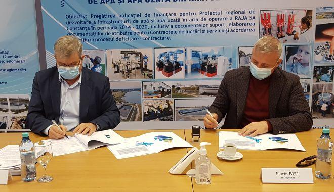 Infrastructură nouă de apă şi canalizare în mai multe comune din judeţul Constanța - fondinfrastructuranoua2-1617213238.jpg