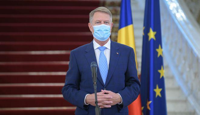 """Klaus Iohannis linişteşte românii: """"Nu intenţionez să revenim la starea de urgență"""" - fondiohannis-1602264607.jpg"""