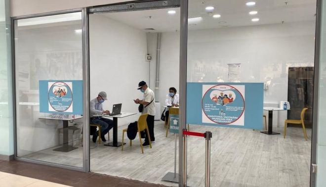 Maraton de vaccinare, la Constanţa. Cabinete pe faleza Cazinoului şi în mall-uri - fondmaratondevaccinare-1621013877.jpg