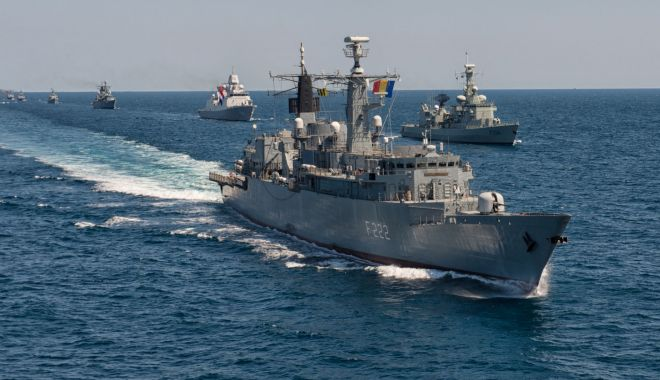 Mii de militari, reuniţi la Constanţa, în cel mai mare exerciţiu NATO de instruire multinaţională - fondmiidemilitari1-1616095657.jpg