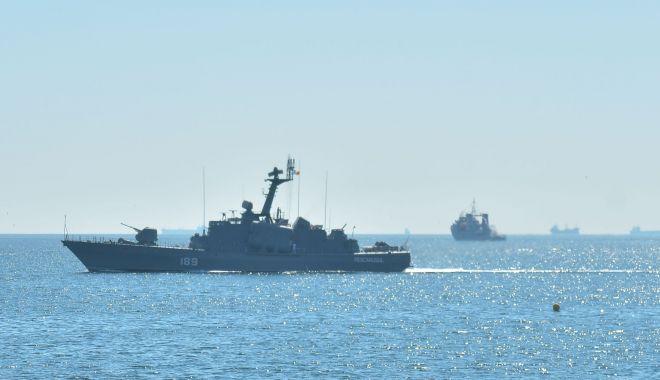 Apărare cu praștia la Marea Neagră!