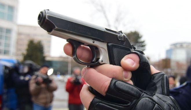 Foto: Prioritate zero pentru Poliție: să fie cât mai puțini pistolari în Constanța!