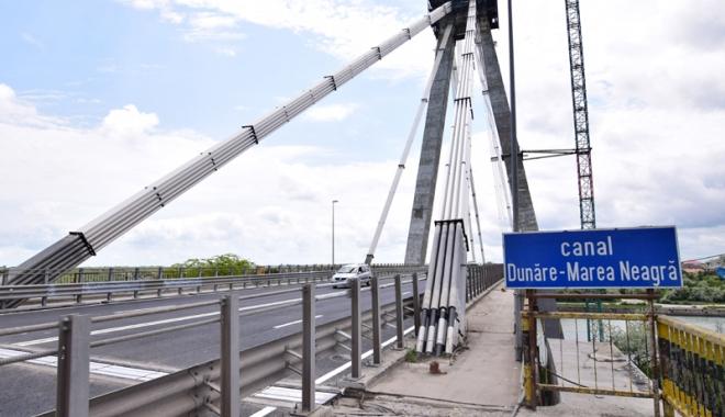 Istoria reabilitării podului Agigea, un